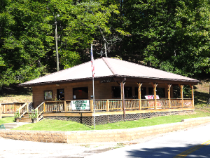 cato park club house