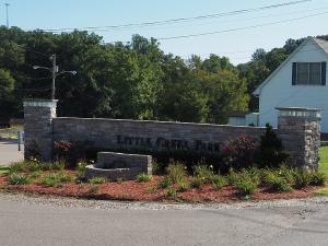 little-creek-park-sign