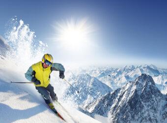 Freestyle World Ski Champs