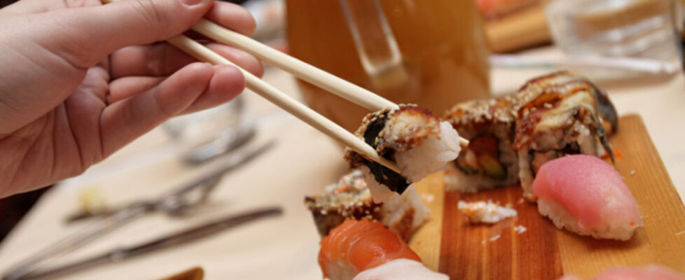 How to make perfect Japanese Sushi